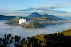 Tentang  Gunung Bromo